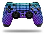 Vinyl Decal Skin Wrap compatible with Sony PlayStation 4 Dualshock Controller Faded Dots Purple Green (PS4 CONTROLLER NOT INCLUDED)
